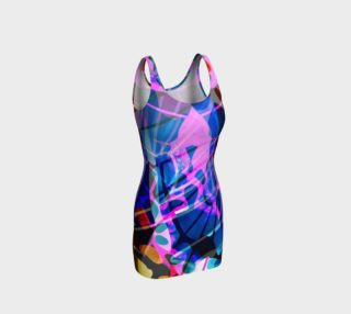 Abstract Bodycon 2 preview