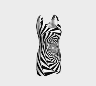 Hypnotic Bodycon Dress preview