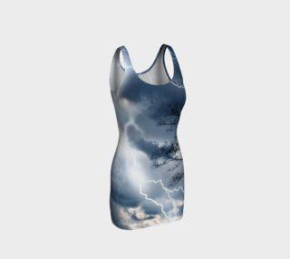 Electric Conversation - Bodycon Dress preview