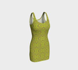 Aperçu de Green twisted pattern