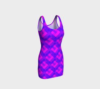 Aperçu de Violet pink pixels