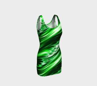 Emerald Bodycon Dress preview