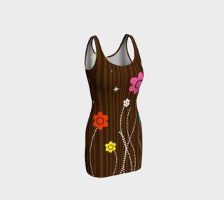Aperçu de Two Dress In One - Chocolate