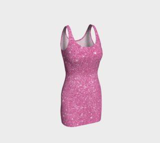 Aperçu de Pink Paillettes - ajouter mini étoiles?