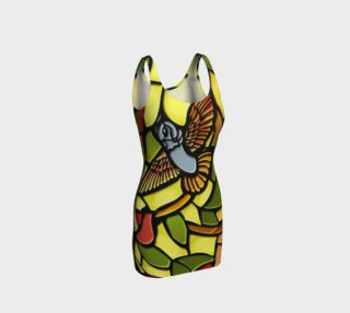 TIFFANY STAINED GLASS Dress   101-9 preview