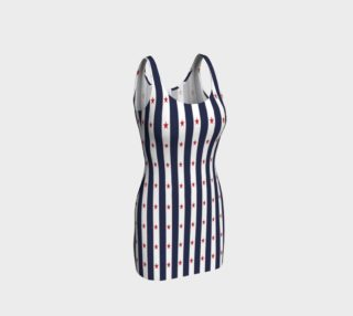 Stars and Stripes Bodycon Dress preview
