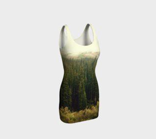 Solitude Bodycon Dress preview