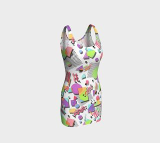 Aperçu de Rad Nineties Bodycon Dress