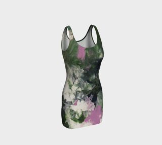 Pixie Flowers Bodycon Dress preview