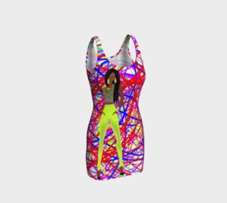 Girls Bodycon Dress preview