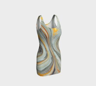 Dazzled Bodycon Dress preview