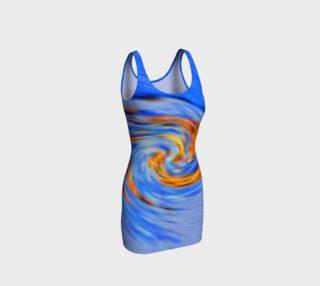 Swirl Bodycon Dress preview
