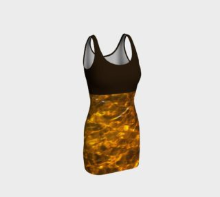 Shimmer Waters Bodycon Dress preview