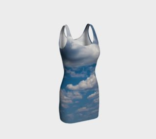 Heavenly Blue Bodycon Dress preview