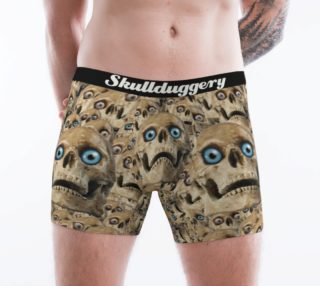 Skullduggery - Boxer Briefs preview