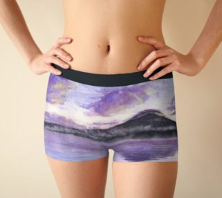 Mount Fuji Boyshort preview