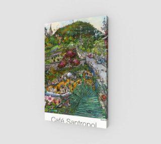 Cafe Santropol - Terrace & Mountain View preview