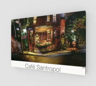 Cafe Santropol - Saint - Urbain & Duluth - Night View! preview