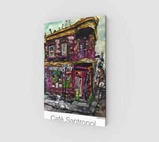 Cafe Santropol - Purple Corner House preview