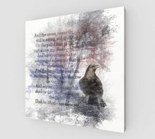 Aperçu de Edgar Allan Poe Poem The Raven