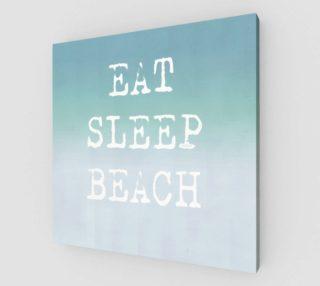 Eat, Sleep, Beach preview