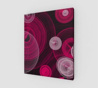 "Circles Wall Art 20"" x 24"" preview"