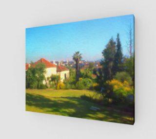 Jerusalem landscape aperçu