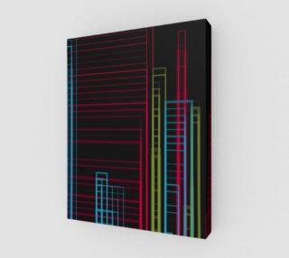 "Aperçu de City Slicker Wall Art 11"" x 14"""