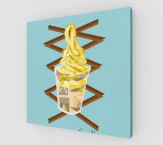 Tropical Dessert Inspired preview