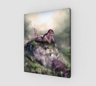 Aperçu de Afternoon Idyll fantasy nude by Tabz Jones