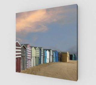 Beach Huts preview