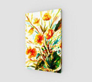 Aperçu de wall_art-Mustard Flowers