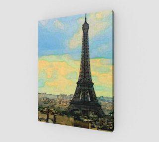 Watercolor Dream of Paris preview