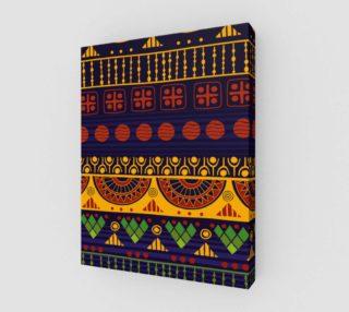 Aperçu de African Tribal Pattern