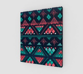 Colorful Aztec Pattern   preview