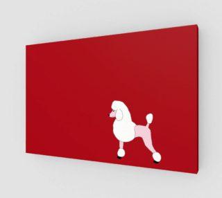 Aperçu de Red Poodle
