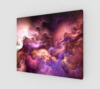 Aperçu de Unreal Purple Clouds