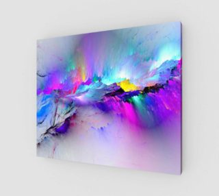 Aperçu de Unreal Rainbow Explosion