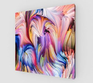 Aperçu de Stream Of Colors I