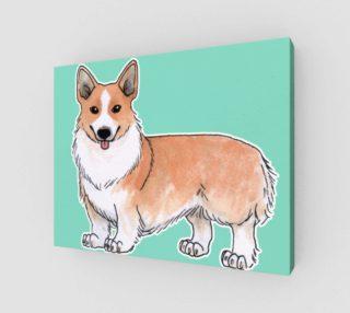 Welsh corgi dog preview