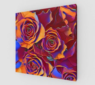 Aperçu de Why Not Roses Print