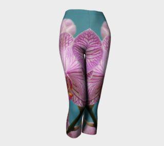 Purple Orchid Capris leggings preview