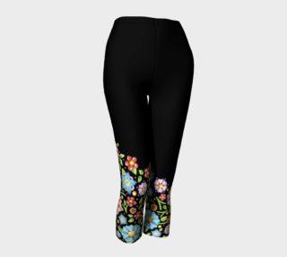 Aperçu de Millefiori Floral Placement Capri Legs