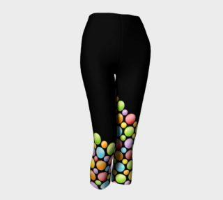Aperçu de Rainbow Polka Dots Capri placement