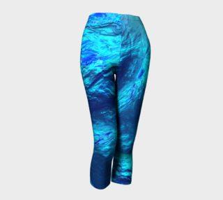 Blue Ocean Fractal 9 Capris preview