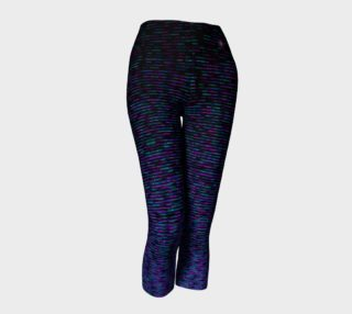 Space Dyed Black Blue Violet Fuchsia preview
