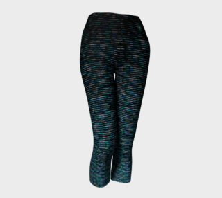 Space Dyed Black Turquoise Gray Blue preview