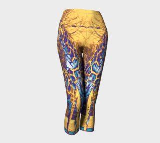 """""""Giraffe Skin"""" Capri preview"""