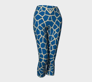 staklo (dark blue/coffee) capris preview