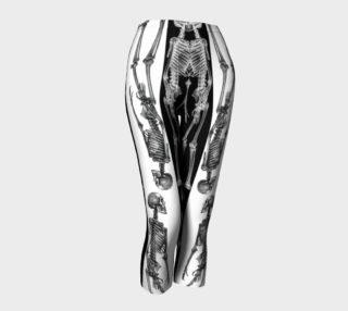 Aperçu de SkeleStripe - Capris